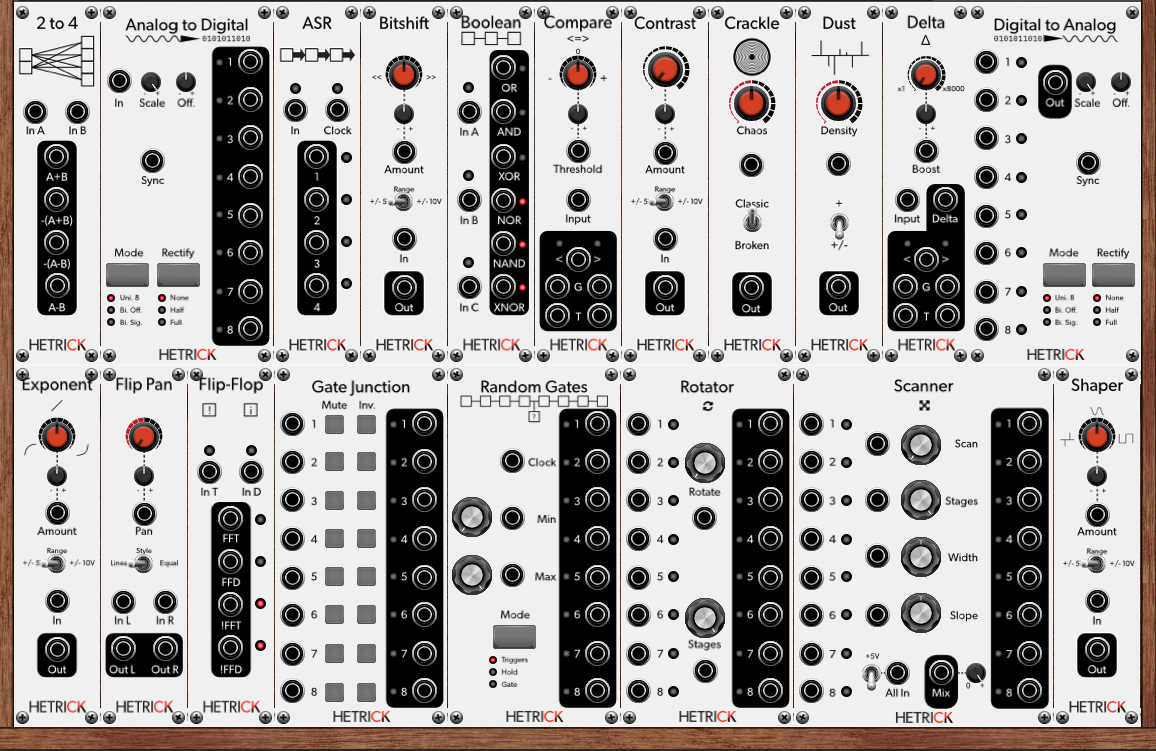 HetrickCV for Voltage Modular